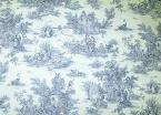 Pastoral Toile Blue